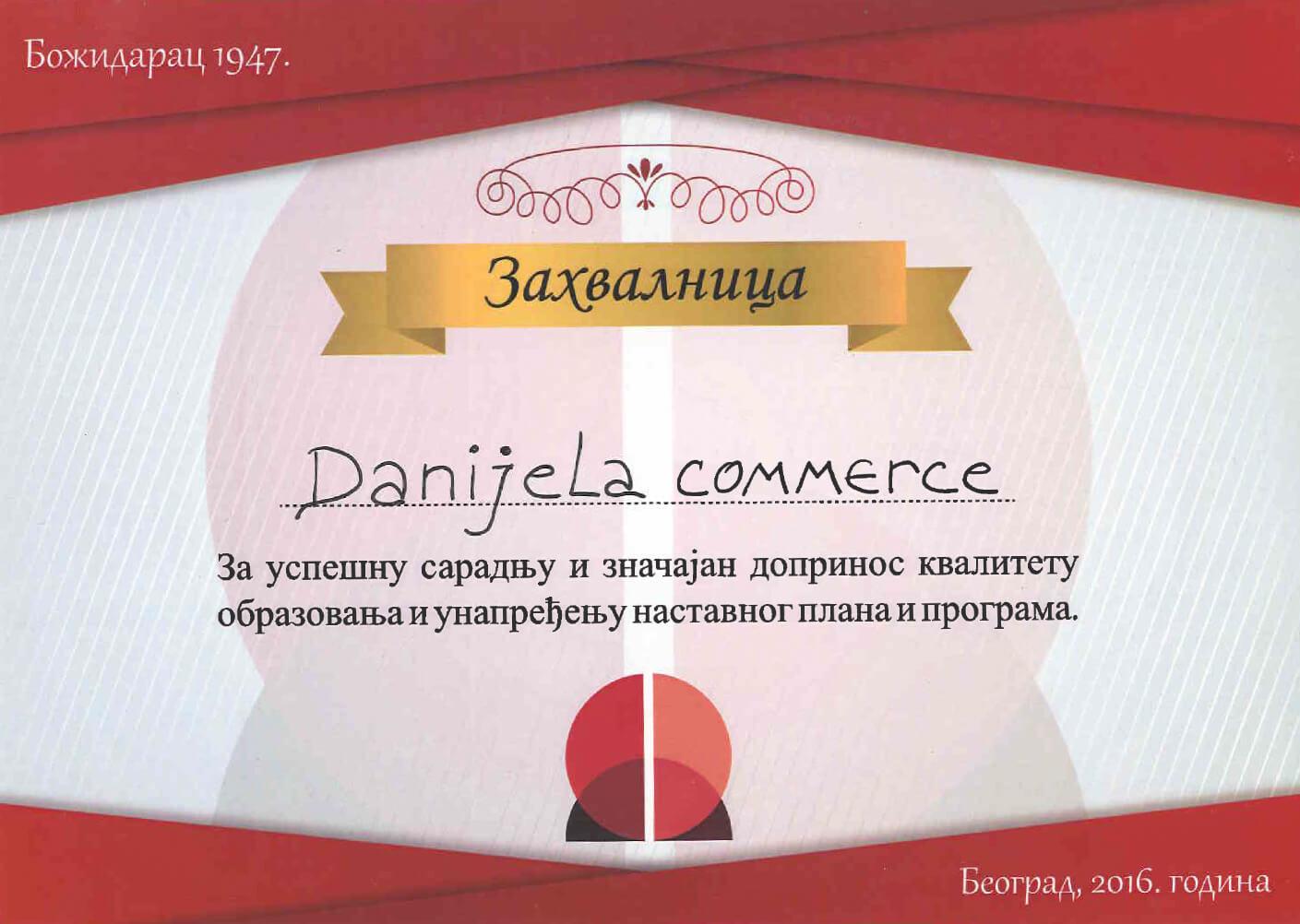 Božidarac 1947.