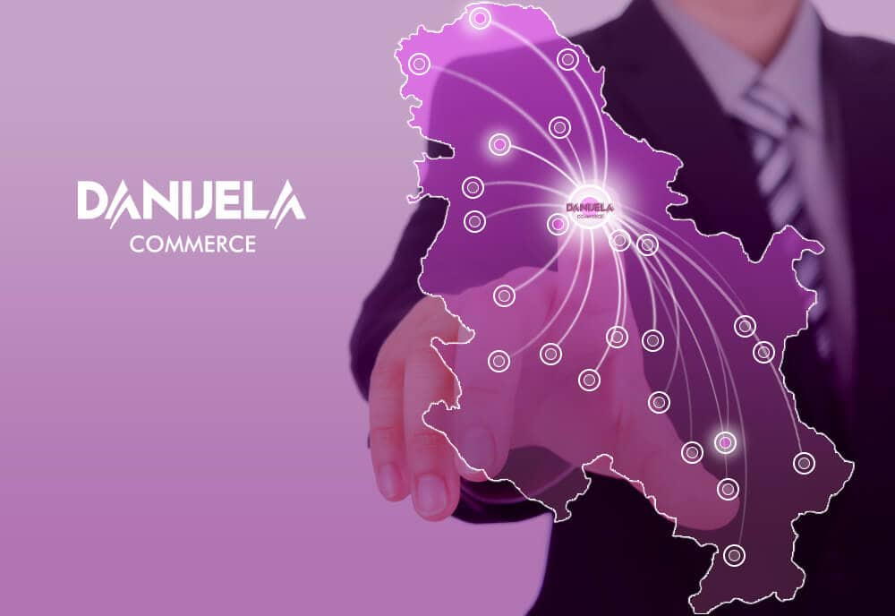 Danijela Commerce distribucija robe