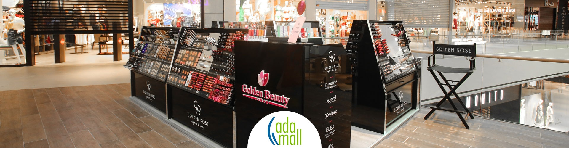 Golden Beauty Shop mini Ada mall