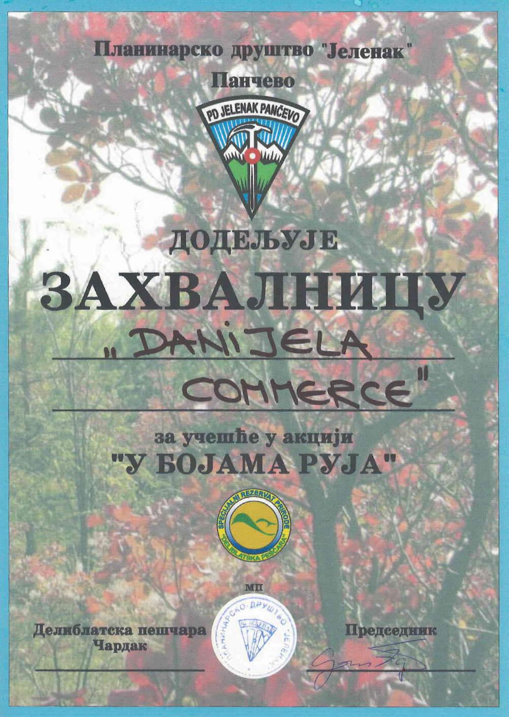 Planinarsko društvo Jelenak Pančevo