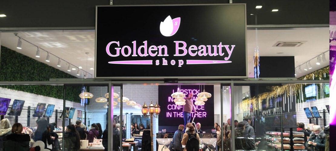 Otvoren još jedan Golden Beauty Shop u Beogradu