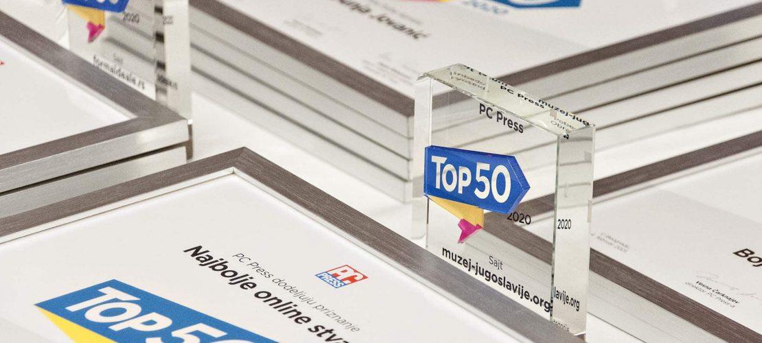 GBS.RS u top 5 e-commerce sajtova u Srbiji u 2020. godini